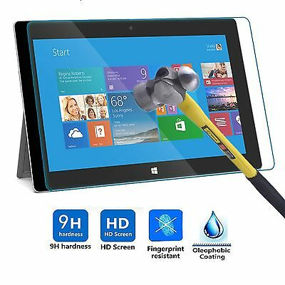 """Premium Tempered Glass Screen Protector Film For Microsoft Surface Pro 4 12.3"""""""