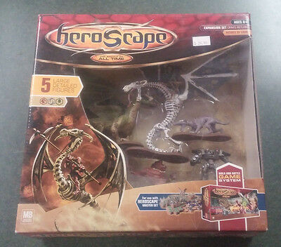 Heroscape    Orm's Return Expansion     Heroes of Laur  MB New Sealed