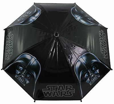 Children Kids Star Wars Darth Vader Umbrella