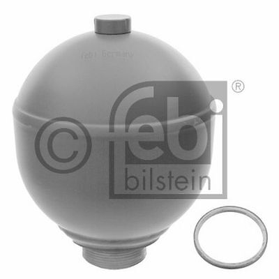 New Febi Bilstein Rear Left Or Right Pneumatic Suspension Sphere 26668