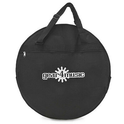 New Padded Cymbal Gig Bag by Gear4music