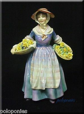 ROYAL DOULTON Daffy Down Dilly HN1713 - Retired 1949