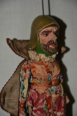 Rare Ritter Marionette Stabmarionette Theater String Puppet Knight Theatre