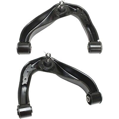 Control Arm Kit For 2005-2007 Nissan Frontier (2) Front Upper Control Arms