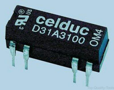 RELAY, REED, 1NO, 12VDC, Part # D31A5100