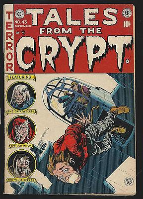 1954 EC Tales From The Crypt #43 VG