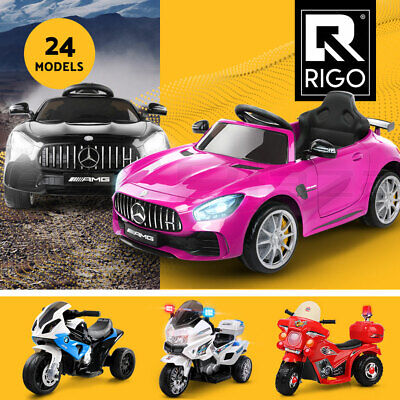 Kids Electric Ride on Car Motorbike Motorcycle Children Motorised Toys Bike Cars