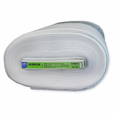 Pellon TP971F Fusible Thermolam Plus E x tra Lofty Fleece (45-inch x 10yd)