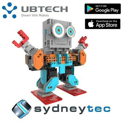 New UBTECH Jimu Robot BuzzBot & MuttBot Kit