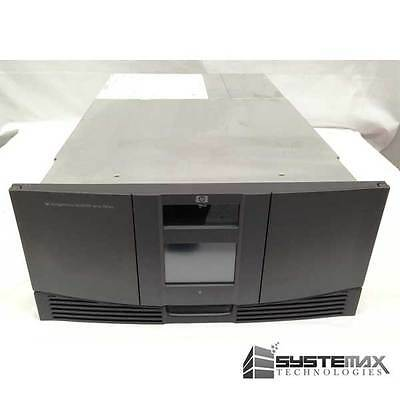 HP StorageWorks MSL6000 Series Library with 2x LTO-2 Tape Drives