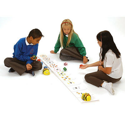 Bee-Bot Mat: Number Line to use with your bee bot floor robot (TJB)
