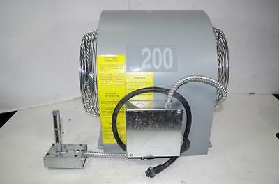 "Dayton Direct Drive Blower & 3/4Hp Motor # Xc713  10-5/8"" 115Vac 60Hz  1075Rpm"
