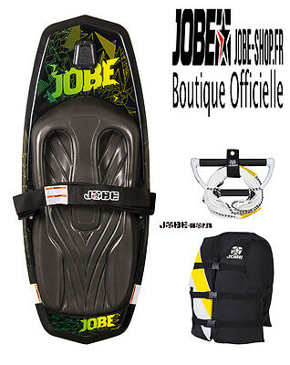 Pack Kneeboard Thrill Package Jobe => kneeboard+gilet+palonnier+housse