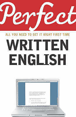West,chris-Perfect Written English Book New