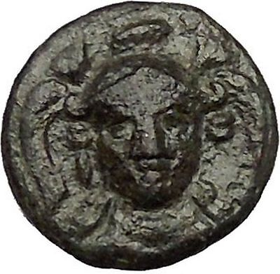 Antiochos I Soter 281BC Athena Nike RARE R1 Authentic Ancient Greek Coin i53184