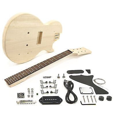 New New Jersey Jr Electric Guitar DIY Kit