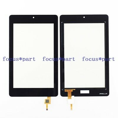 Black Touch Screen Digitizer Outer Glass For Acer Iconia One 7 B1-730HD Tablet
