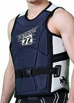 Gilet Impact JET PILOT A-10 ATTACK Carbon - taille M - wake - skis