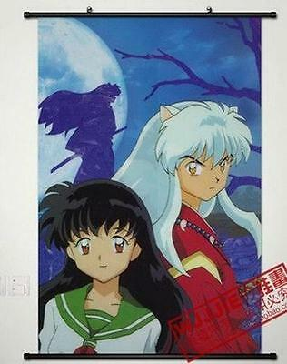 "Cosplay New Home Decor Poster Wall Scroll 23.6""x35.4"" GB13 Anime InuYasha"