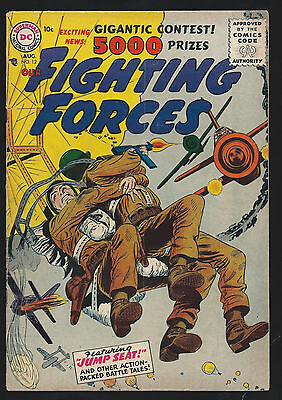 1956 DC Our Fighting Forces #12 VG