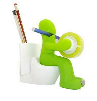 1 Pc 'The Butt' Office Supply Station Desk Accessory Holder