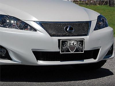 For: LEXUS IS350; 1373-B502-11 Fine Mesh UPPER  GRILLE Black Ice 2011-2013