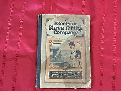 Excelsior Stove & Mfg. Company Catalog #33 1919-1920