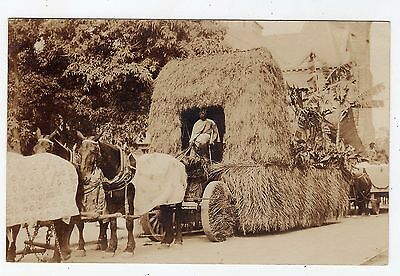 Malaysia, Singapore, Decorated Horses And Cart, Rp