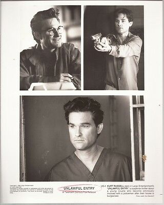 PF Unlawful Entry ( Kurt Russell )