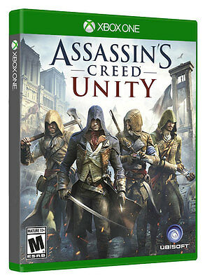 Assassins Creed Unity - Xbox One Game - New & Sealed