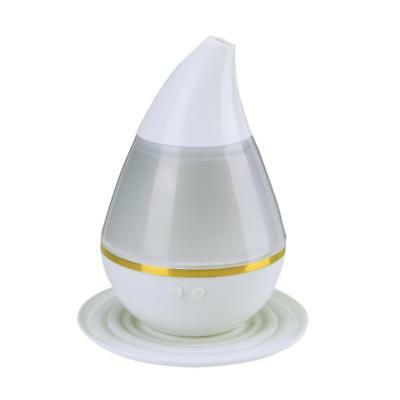 200ml Ultrasonic Home Aroma Humidifier Air Diffuser Purifier Lonizer Atomizer
