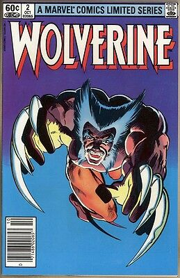Wolverine Limited Series #2 - VF/NM