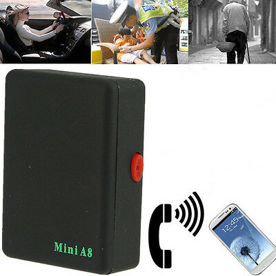 Hot Mini Global Locator Real Time Car Kids Pet GPS Tracker GSM/GPRS/GPS Track PS