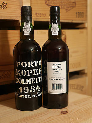 1984er Kopke Colheita Port - Bottled 1998 *****