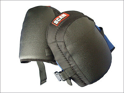 SCAN PROFESSIONAL HIGH QUALITY FOAM KNEEPADS - Pair of 2 Knee Pads