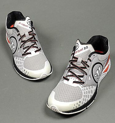 Warrior Prequel 2.0 Mens Training running sneaker Grey/Red (NEW) Lists @ $145