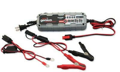 Noco Genius Automatic G3500 Battery Charger 6V / 12V 3500mA