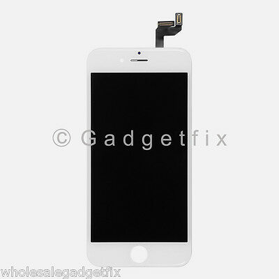 USA New White LCD Screen Display + Touch Screen Digitizer + Frame for iphone 6S