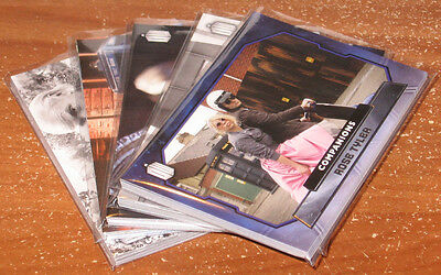 Doctor Who 2015 Trading Cards ~ MINI-MASTER SET (Base + 5 Insert Sets) 249 cards