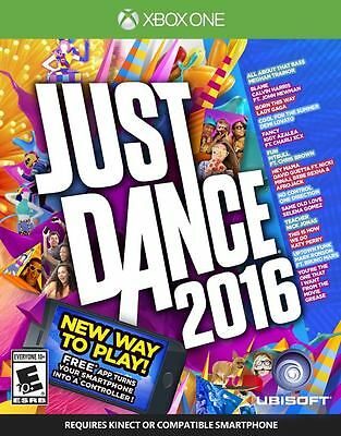 Just Dance 2016 - Xbox One Game - New & Sealed
