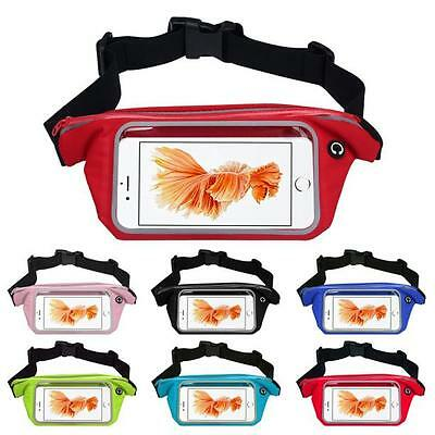 Sports Running Gym Waterproof Waist Belt Bag Case Cover For iPhone 6S & 6S Plus