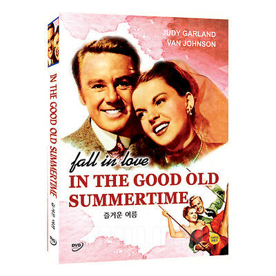 In The Good Old Summertime (1949) DVD - Judy Garland (*NEW *All Region)