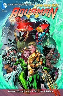 Aquaman New 52 Volume 2: The Others Softcover