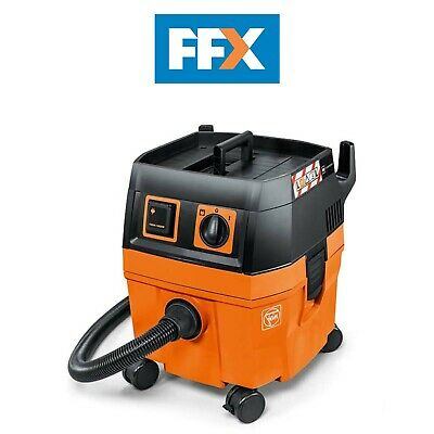 Fein DUSTEX 25 L 110v 22 Litre Wet and Dry Dust Extractor