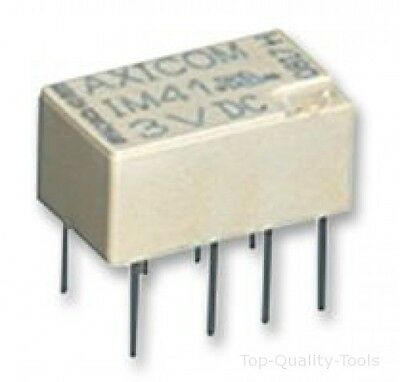 Im43Ts - Te Connectivity - Relay, Dpdt, C/o, 5V, Latch