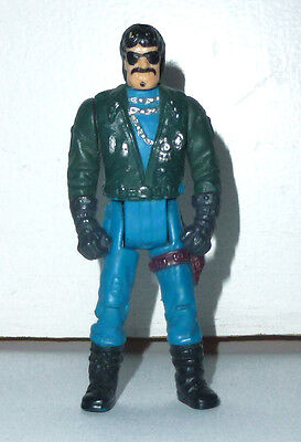 Sly Rax - M.A.S.K. - Actionfigur 80er mask (Piranha) Kenner