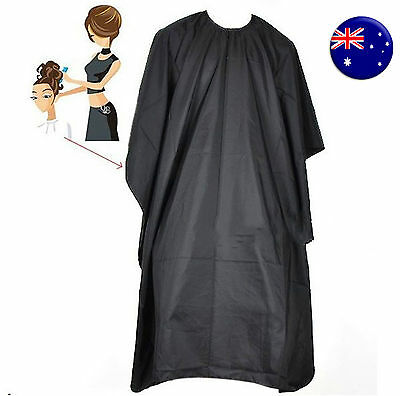 AU Stock Hairdressing Cut Salon Protective cover Barber Cape Gown Cloth 140x100c