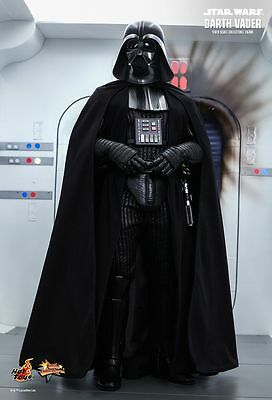 Hot Toys 1/6 Star Wars Episode Iv Mms279 Darth Vader Masterpiece Action Figure