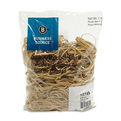 Rubber Bands Size 54 Assorted Sizes Business Source BSN 15745 1 lb