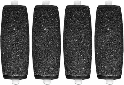 4 x Compatible Scholl Express Diamond Pedi Coarse Replacement Rollers